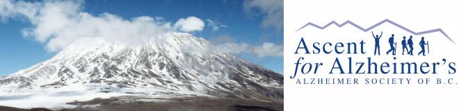 Ascent on Kilimanjaro